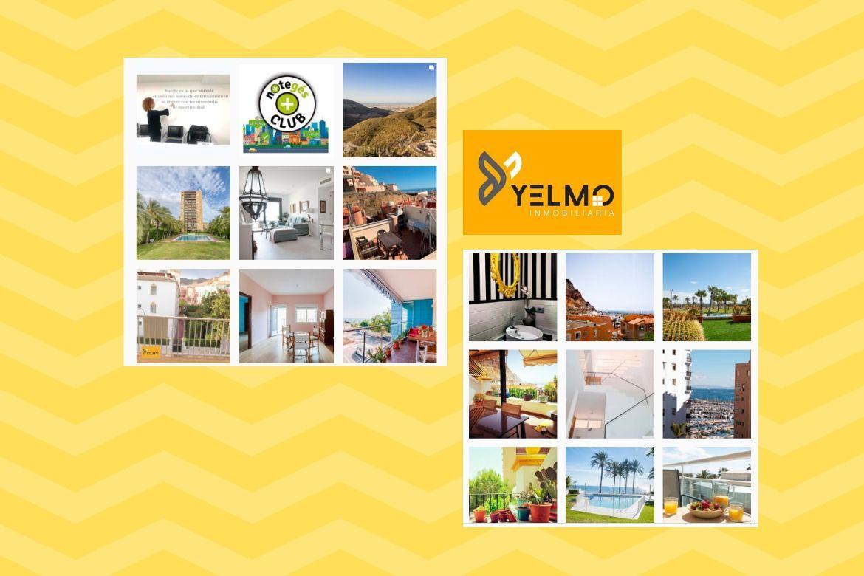 Gestion Redes Sociales inmobiliaria en AguadulceYelmo Inmobiliaria