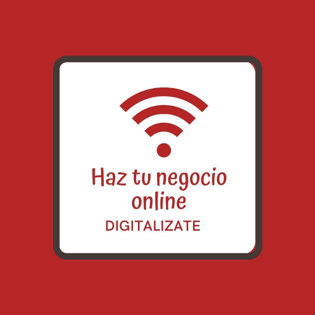 Haz tu negocio online